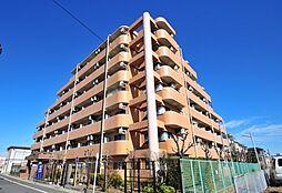 東京都葛飾区東新小岩2丁目の賃貸マンションの外観