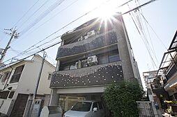 兵庫県西宮市甲子園口6丁目の賃貸マンションの外観