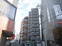 ラフォンテ摂津富田[3階]の外観