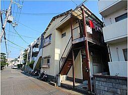 兵庫県神戸市垂水区坂上3丁目の賃貸アパートの外観