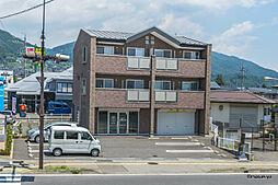 長野県長野市上松4丁目の賃貸マンションの外観