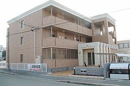 兵庫県姫路市広畑区正門通4丁目の賃貸アパートの外観