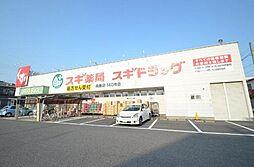 Brezza Nakamurakoen[2階]の外観