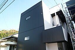 福岡県福岡市東区和白5丁目の賃貸アパートの外観