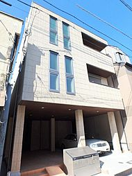 MY HEBEL西田辺[1階]の外観