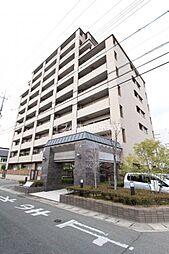 岡山県岡山市北区今3丁目の賃貸マンションの外観