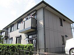 カーサ江戸屋敷[2階]の外観