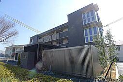 兵庫県加東市上中2丁目の賃貸アパートの外観