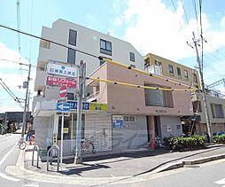 京都府京都市伏見区京町10丁目の賃貸マンションの外観