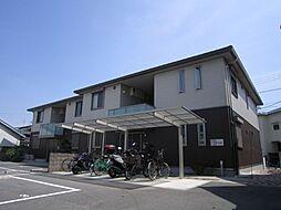 大阪府堺市東区菩提町1丁の賃貸アパートの外観