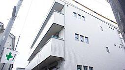 千葉県船橋市宮本1丁目の賃貸アパートの外観