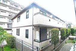 千葉県柏市逆井2の賃貸アパートの外観