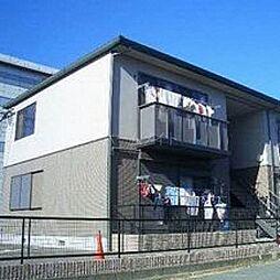 福岡県福岡市博多区吉塚8丁目の賃貸アパートの外観