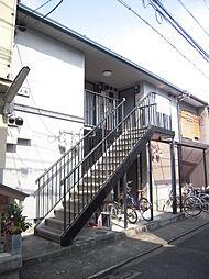 シャインハイツ三条[1階]の外観
