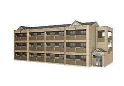 宇土新築マンション[3階]の外観