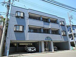 シャンス東寺尾中台23[202号室]の外観