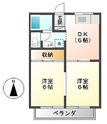 各務原市役所前駅 4.5万円