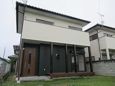 外観,2LDK,面積81.15m2,賃料8.0万円,JR常磐線 赤塚駅 徒歩18分,,茨城県水戸市見和