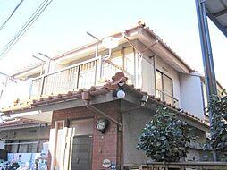 米浪アパート[2階]の外観