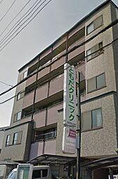 大阪府大阪市東住吉区照ケ丘矢田2丁目の賃貸マンションの外観