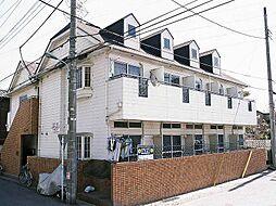 埼玉県川口市芝の賃貸アパートの外観
