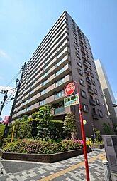 フォルスコート北浦和駅前[12階]の外観