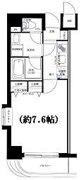 神奈川県横浜市南区南太田4丁目の賃貸マンションの間取り