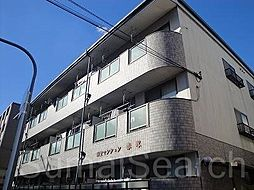 南埜マンション赤塚[3階]の外観