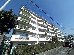 岡本センチュリーマンション[6階]の外観