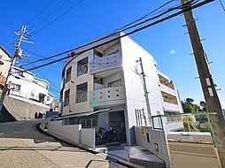 シティパレス生駒谷田町P-7[1階]の外観