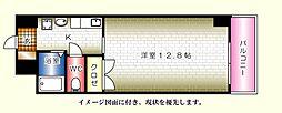 セイミツビル1--[1004号室]の間取り