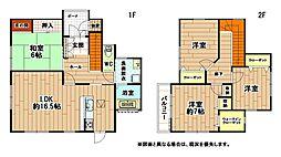 海老津駅 1,898万円