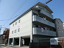 大阪府守口市南寺方北通2丁目の賃貸マンションの外観