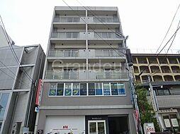 W.O.B HANATEN[4階]の外観