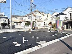 1号地付近 現地写真 小平市花小金井1丁目