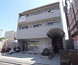 京都府京都市右京区西京極北裏町の賃貸マンションの外観