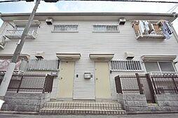 コーポ島津[1階]の外観
