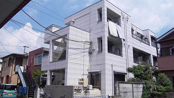 東京都足立区綾瀬1丁目の賃貸マンション