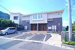 ドミール赤坂[2階]の外観
