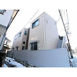 神奈川県大和市福田6の賃貸アパートの外観