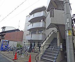京都府京都市上京区常陸町の賃貸マンションの外観
