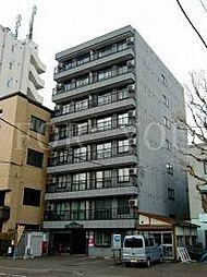 北海道札幌市中央区南七条西8丁目の賃貸マンションの外観