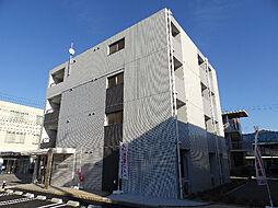 カームタウン[2階]の外観