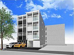 北海道札幌市東区北十条東3丁目の賃貸マンションの外観