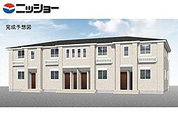 三重県鈴鹿市若松東2丁目の賃貸アパートの外観
