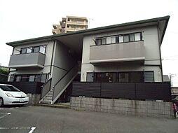 誠山荘アパート[B101号室]の外観