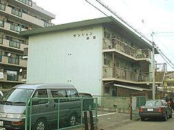 マンション浜田[115号室]の外観