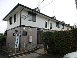 [テラスハウス] 東京都昭島市大神町4丁目 の賃貸【/】の外観