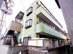 東京都東村山市恩多町4丁目の賃貸マンションの外観