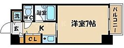 片町コート[5階]の間取り
